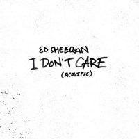 Ed Sheeran I Don't Care (Acoustic)
