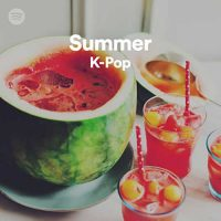Summer K-Pop Playlist