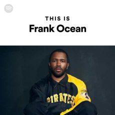 This Is Frank Ocean