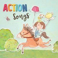 Nursery Rhymes 123 Action Songs