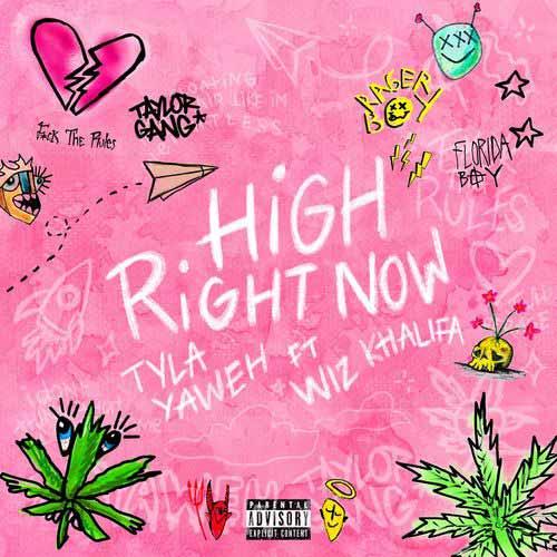 Tyla Yaweh, Wiz Khalifa High Right Now