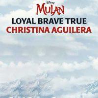 Christina Aguilera Loyal Brave True
