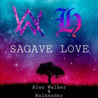 walkender, Alan Walker Sagave love (Remix)