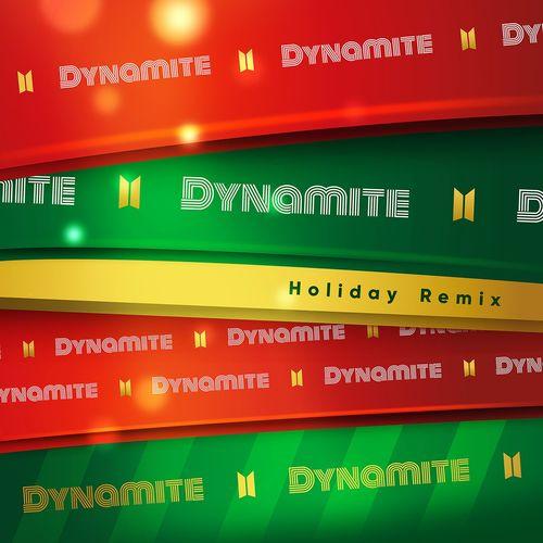 BTS Dynamite (Holiday Remix)