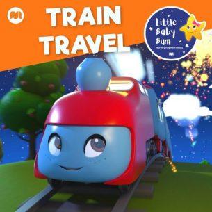 Little Baby Bum Nursery Rhyme Friends Train Travel