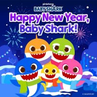 Pinkfong Happy New Year, Baby Shark!