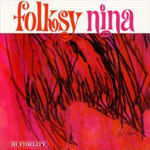 Nina Simone Folksy Nina