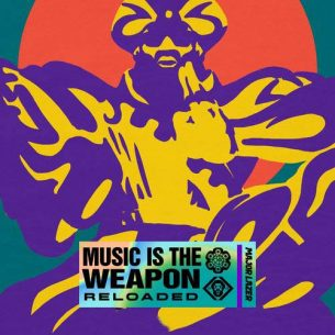 Major Lazer Music Is the Weapon (Reloaded)