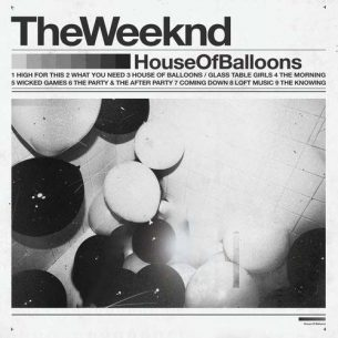 The Weeknd House Of Balloons (Original)