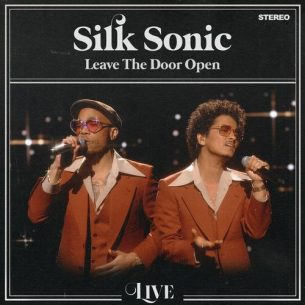 Bruno Mars Anderson .Paak Silk Sonic Leave The Door Open