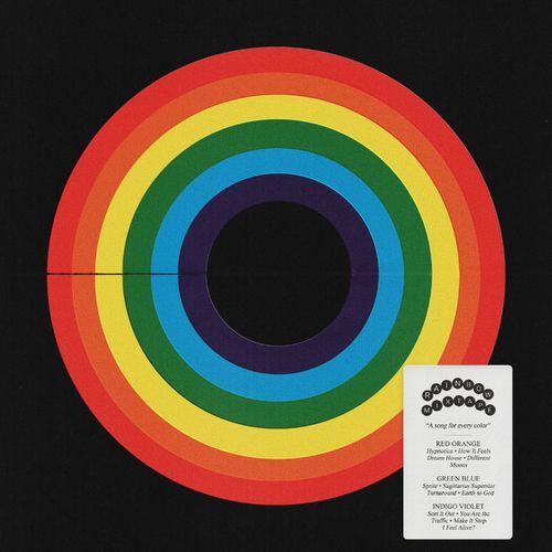 Coin Rainbow Mixtape
