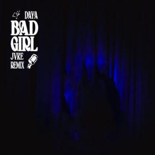 Daya Bad Girl (JVKE Remix)
