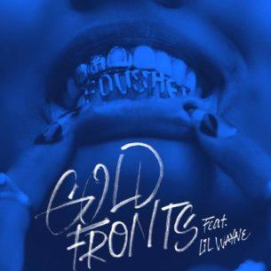 Foushee Lil Wayne gold fronts
