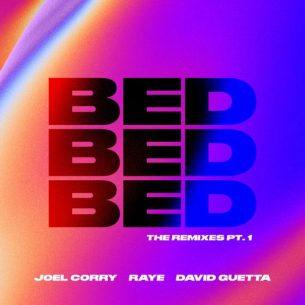 Joel Corry Raye David Guetta. BED (The Remixes)