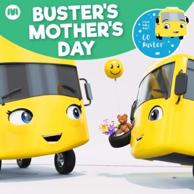 Little Baby Bum Nursery Rhyme Friends Busters Mothers Day