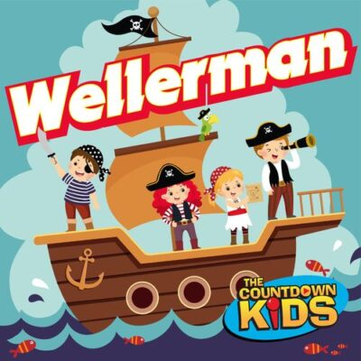 The Countdown Kids Wellerman (Sea Shanty)