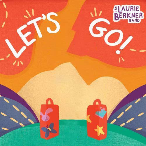 The Laurie Berkner Band Let's Go!