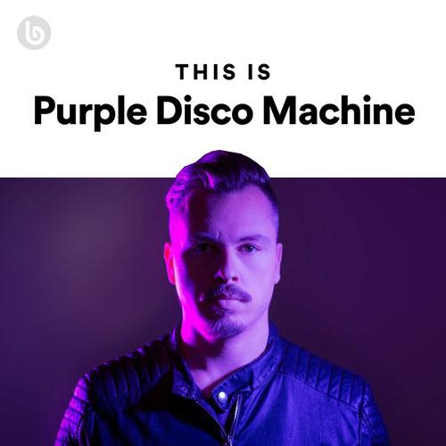 This Is Purple Disco Machine