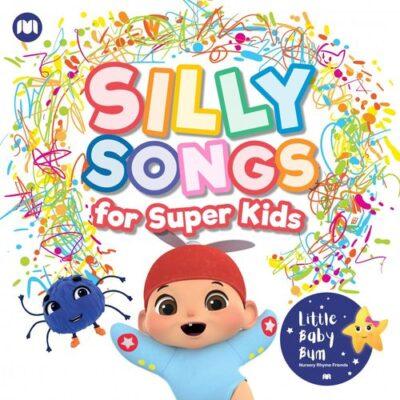 Little Baby Bum Nursery Rhyme Friends Silly Songs for Super Kids