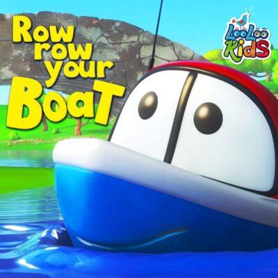 LooLoo Kids Row Row Row Your Boat