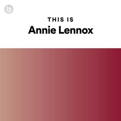 This Is Annie Lennox