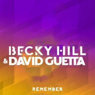 Becky Hill David Guetta Remember