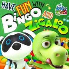 LooLoo Kids Have Fun with Bingo and Zigaloo