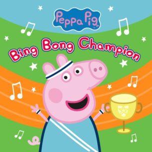 Peppa Pig Bing Bong Champion