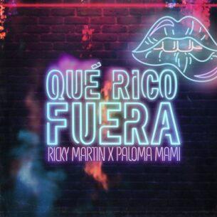 Ricky Martin Paloma Mami Qué Rico Fuera