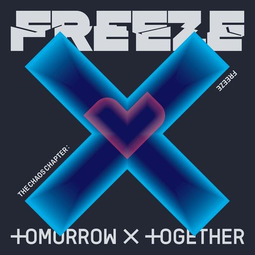 TOMORROW X TOGETHER The Chaos Chapter: FREEZE