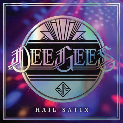 Foo Fighters Dee Gees / Hail Satin - Foo Fighters / Live