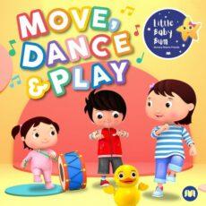 Little Baby Bum Nursery Rhyme Friends Move, Dance & Play