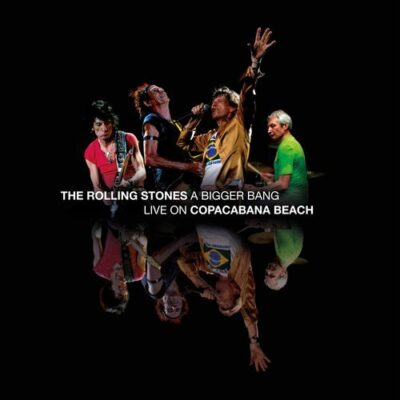 The Rolling Stones A Bigger Bang