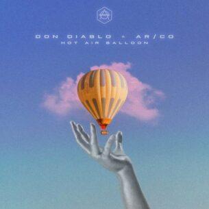 Don Diablo AR/CO Hot Air Balloon