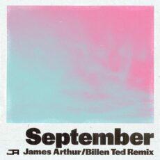 James Arthur September