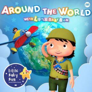 Little Baby Bum Nursery Rhyme Friends Around the World with Little Baby Bum
