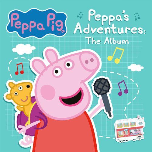 Peppa Pig Peppa's Adventures: The Album