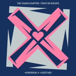 TOMORROW X TOGETHER The Chaos Chapter: FIGHT OR ESCAPE