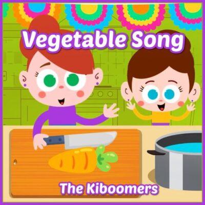 The Kiboomers Vegetable Song