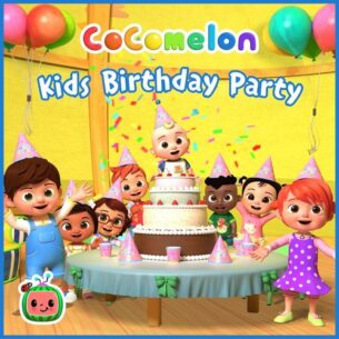 Cocomelon Kids Birthday Party