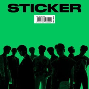 NCT 127 Sticker - The 3rd Album