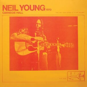 Neil Young See the Sky About to Rain