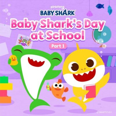 Pinkfong Baby Shark's Day at School