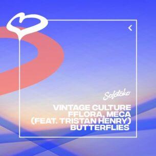 Vintage Culture FFLORA meca Butterflies