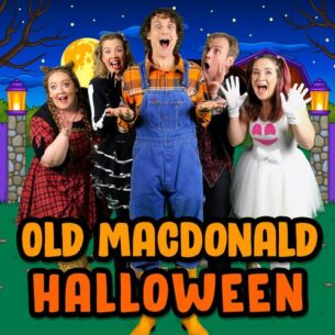 Bounce Patrol Old MacDonald Halloween