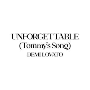 Demi Lovato Unforgettable