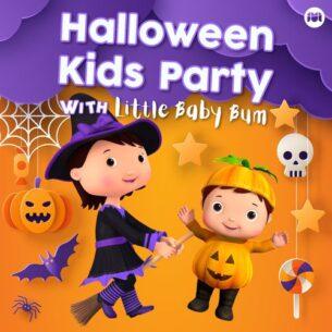 Little Baby Bum Nursery Rhyme Friends Halloween Kids Party With Little Baby Bum