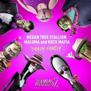 Megan Thee Stallion Maluma Rock Mafia Crazy Family