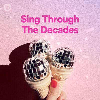 Sing Through The Decades