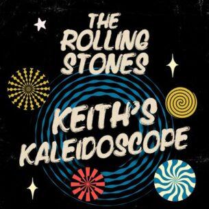 The Rolling Stones Keith's Kaleidoscope